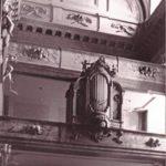 Die alte Orgel